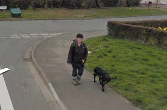 Google Street View - rekord