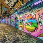 Największe graffiti – rekord Guinnessa wLondynie