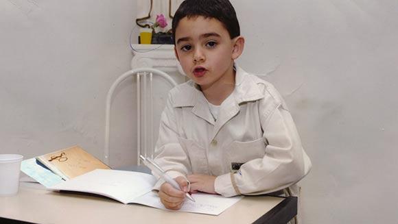 Najmłodszy pisarz