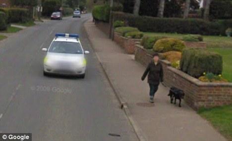 Najpopularniejsza osoba naGoogle Street View - rekord Guinessa