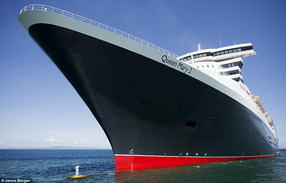 Największy statek naświecie