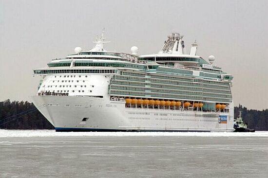 Największy statek pasażerski świata