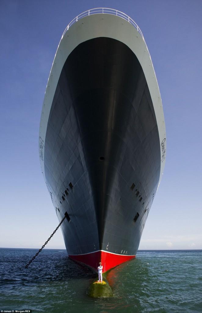 Największy statek świata