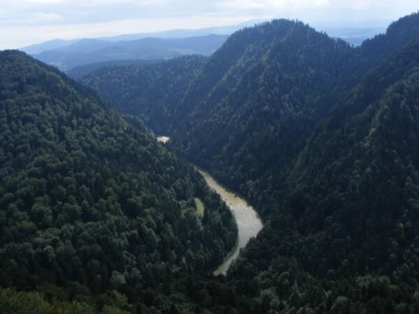 Pieniński Park Narodowy - najstarszy wPolsce