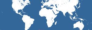 Mapa rekordów Guinnessa i świata