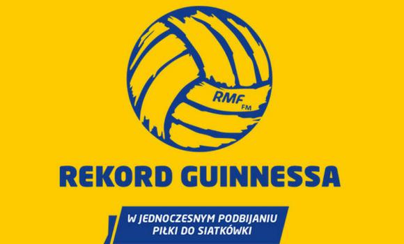 Rekord Guinnessa - siatkówka