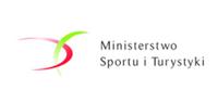 Ministerstwo Sportu i Turystyki - logo