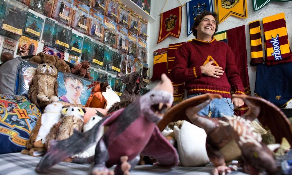 Największa kolekcja - Harry Potter - Rekord Guinessa