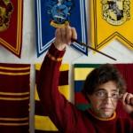 Największy fan Harrego Pottera
