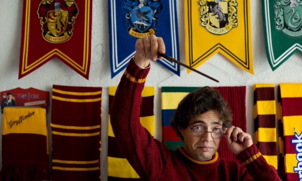 Największy fan Harrego Pottera - rekord Guinessa