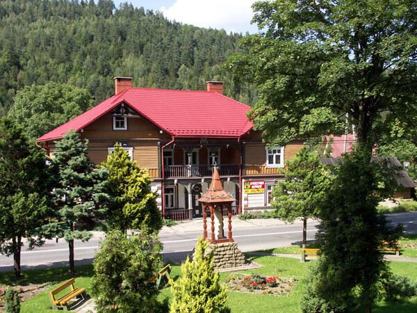 Zawoja - największa wieś wPolsce