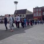 Najwięcej osób tańczących belgijkę jednocześnie – rekord Polski