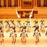 Największa parada koni naświecie