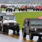 Najdłuższa parada jeepów