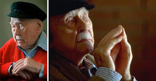Christian Mortensen - najstarszy człowiek świata