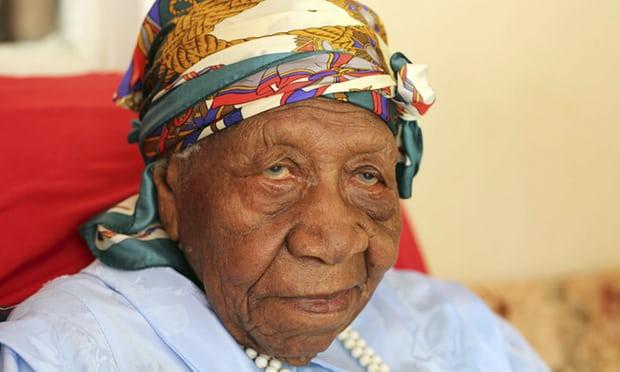Violet Mosse Brown - najstarszy człowiek świata