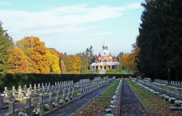 Największy cmentarz wPolsce