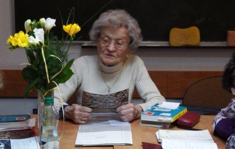 Najstarszy nauczyciel wPolsce - rekord