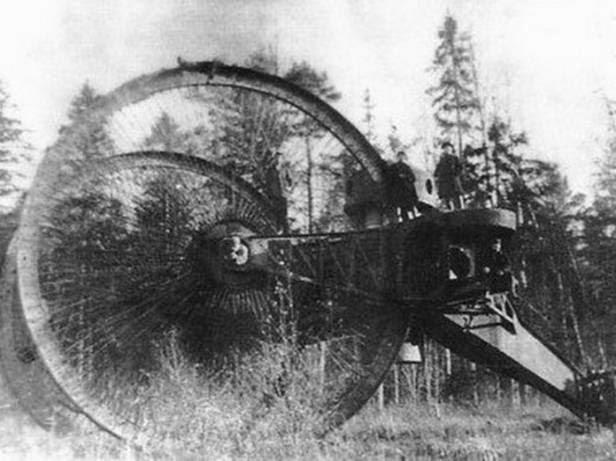 Największy czołg - rekord