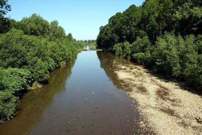 Najdłuższa rzeka Polski - rekord