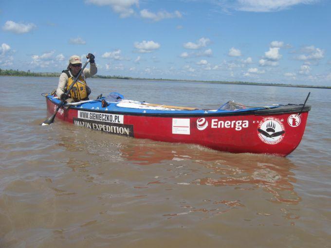 Amazonka - rekord Guinessa