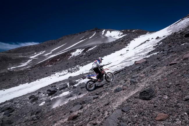 Motocykl elektryczny - najwyżza wysokość - rekord Guinnessa