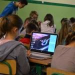 Największa lekcja kodowania - rekord Polski