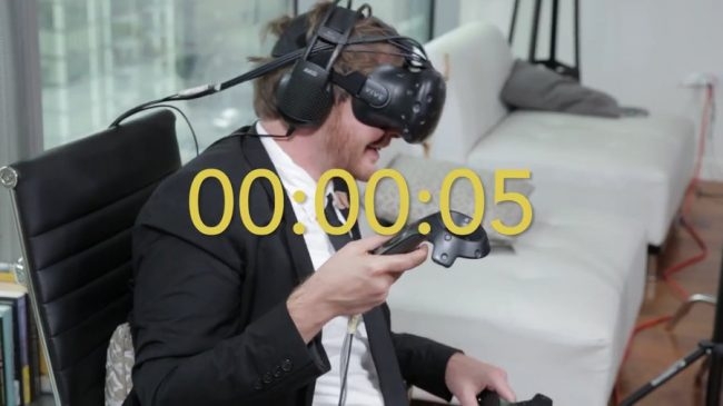 Wirtualna rzeczywistość - rekord Guinnessa