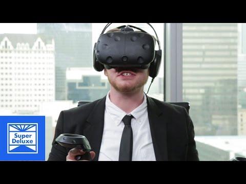Wirtualna rzeczywistość - rekord