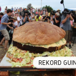 Guinness-burger