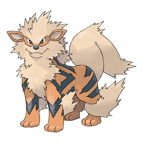 Arcanine - pokemon