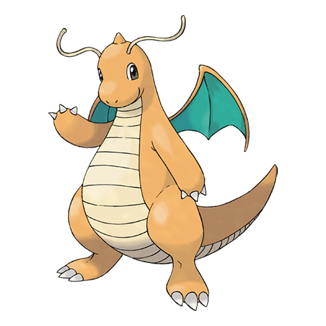 Dragonite - Pokemon