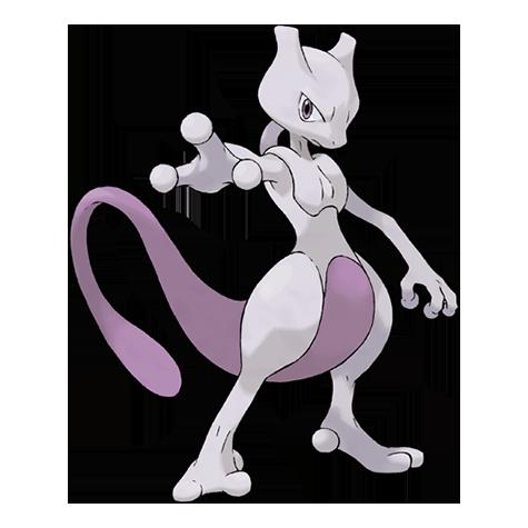 Najsilniejszy pokemon - Mewtwo