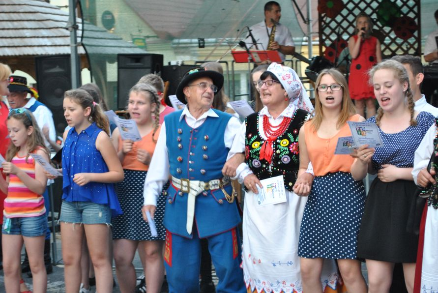Najwięcej osób śpiewających piosenkę Katarzyny Sobczyk jednocześnie