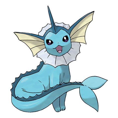 Vaporeon - pokemon