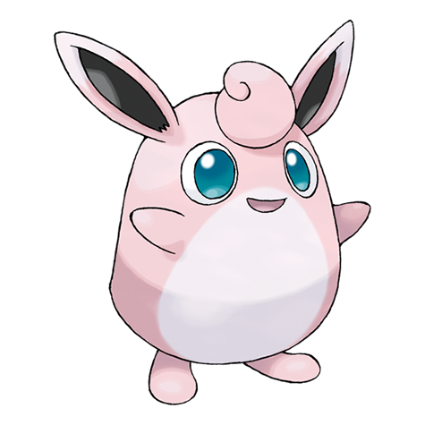 Wigglytuff - pokemon