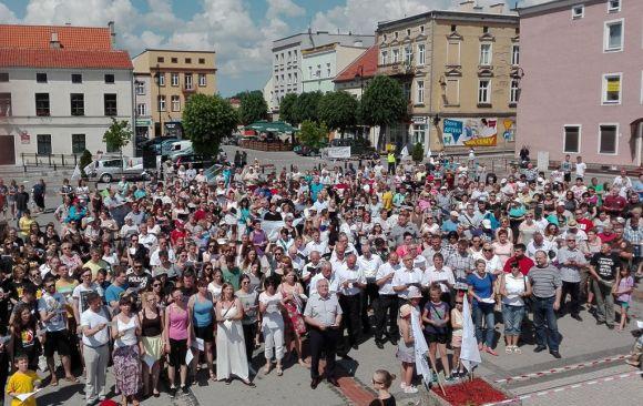 Barczewo - Rekord Polski