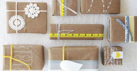 Pakowanie prezentów - rekord