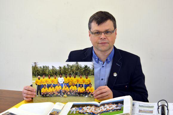 Jacek Kosierb - Rekord Polski