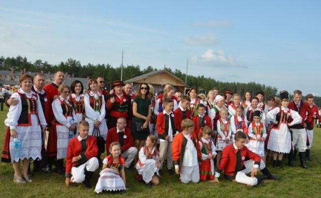 Myszyniec - Rekord Polski