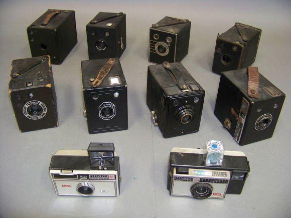 Największa kolekcja aparatów fotograficznych - rekord