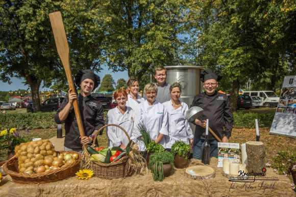 Rekord Polski - największa porcja gulaszu