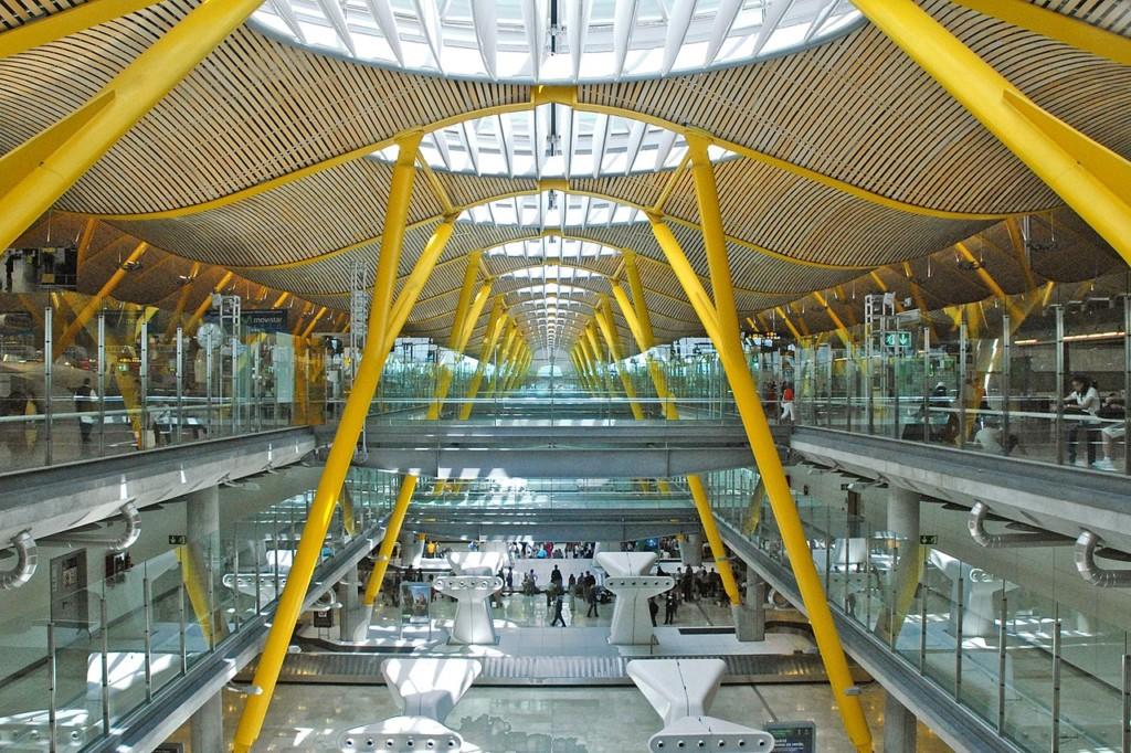 Port lotniczy Madryt-Barajas