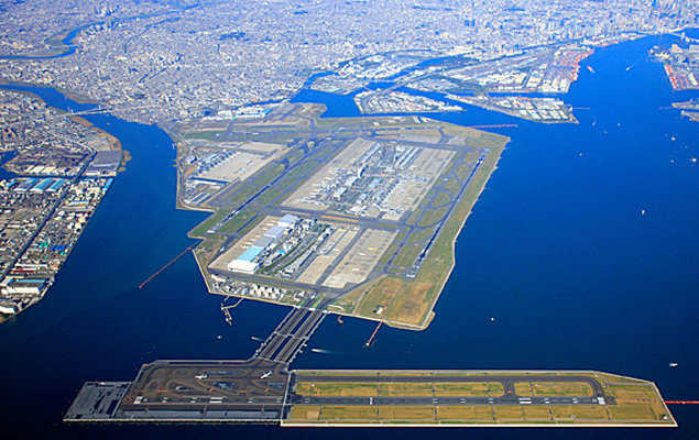 Port lotniczy Tokio-Haneda