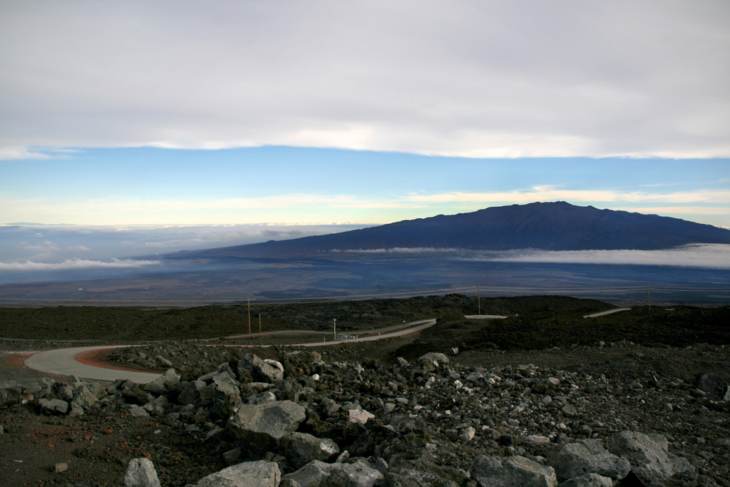 Wulkan Mauna Kea