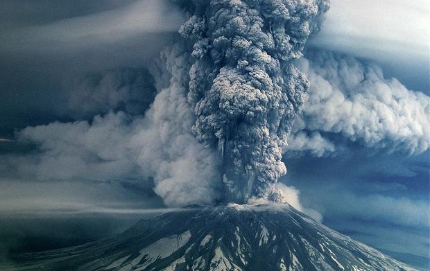Największe wulkany naświecie