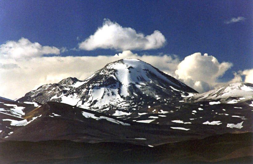 Wulkan Tres Cruces Sur