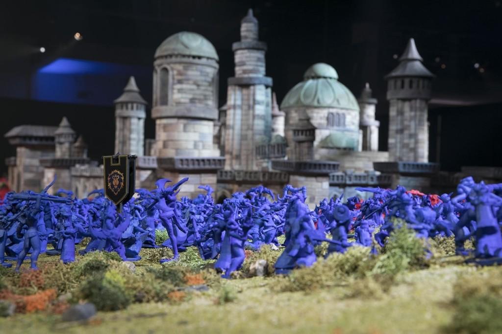 Diorama - największa naświecie