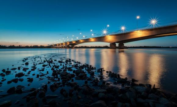 Najdłuższy w Polsce most