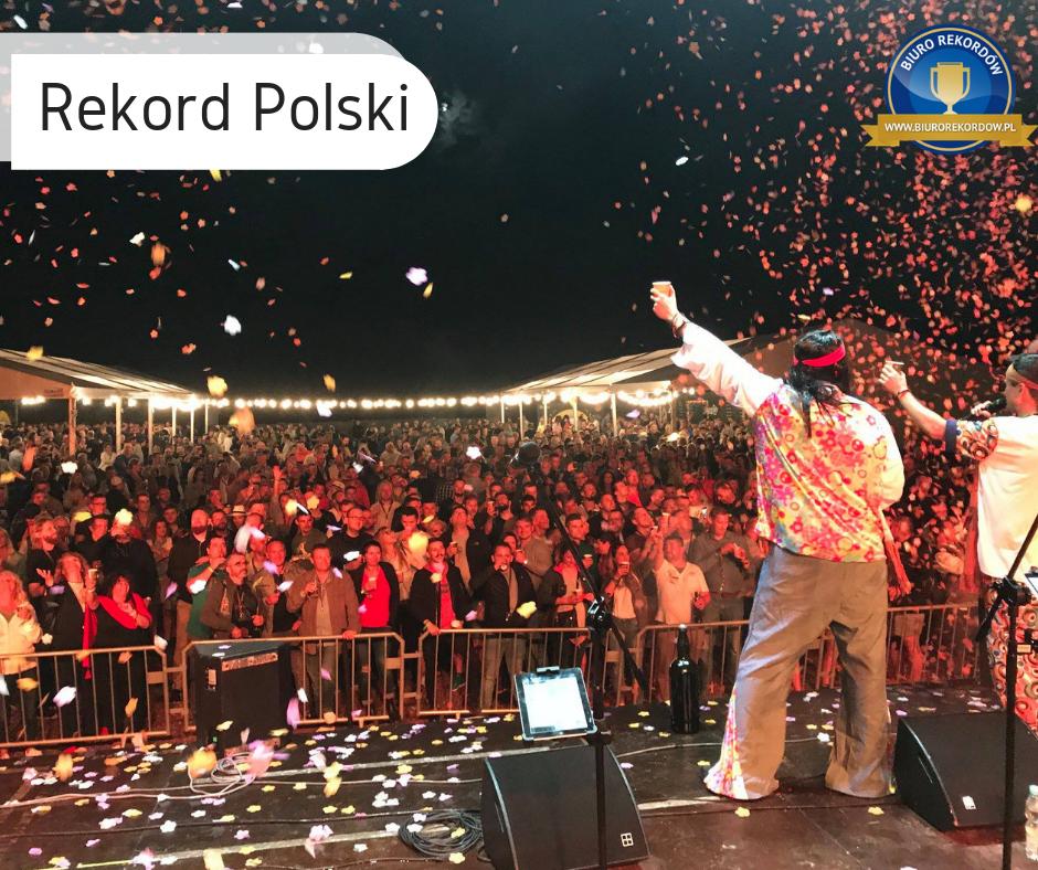 największa degustacja whisky rekord Polski